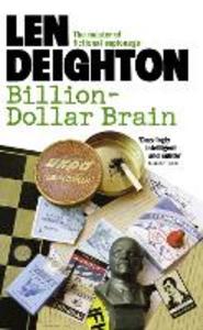 Ebook in inglese Billion-Dollar Brain Deighton, Len