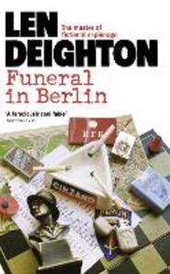 Ebook in inglese Funeral in Berlin Deighton, Len