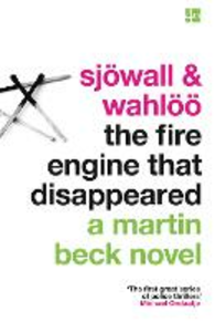 Ebook in inglese Fire Engine That Disappeared (The Martin Beck series, Book 5) Sjowall, Maj , Wahloo, Per