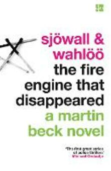 Fire Engine That Disappeared (The Martin Beck series, Book 5)