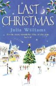 Ebook in inglese Last Christmas Williams, Julia