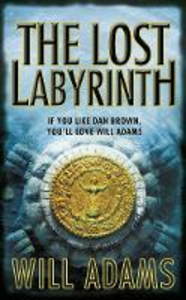 Ebook in inglese Lost Labyrinth Adams, Will