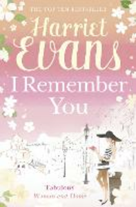 Ebook in inglese I Remember You Evans, Harriet