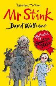 Ebook in inglese Mr Stink Walliams, David