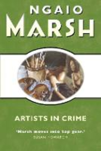 Ebook in inglese Artists in Crime (The Ngaio Marsh Collection) Marsh, Ngaio