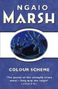 Ebook in inglese Colour Scheme (The Ngaio Marsh Collection) Marsh, Ngaio