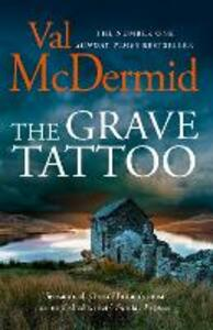 The Grave Tattoo - Val McDermid - cover
