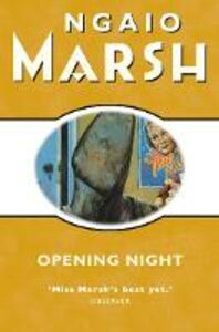 Ebook in inglese Opening Night (The Ngaio Marsh Collection) Marsh, Ngaio