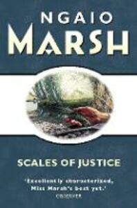Ebook in inglese Scales of Justice (The Ngaio Marsh Collection) Marsh, Ngaio