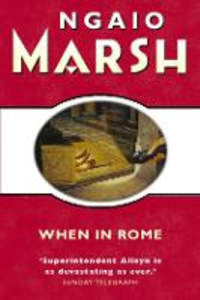 Ebook in inglese When in Rome (The Ngaio Marsh Collection) Marsh, Ngaio