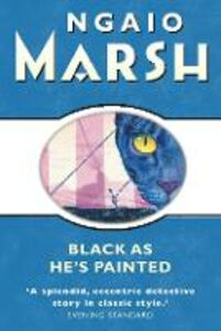 Ebook in inglese Black As He's Painted (The Ngaio Marsh Collection) Marsh, Ngaio