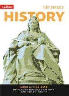 Book 2 1750-1918 - Derrick Murphy,Mark Gosling,Dave Martin - cover
