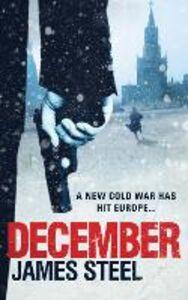 Ebook in inglese December Steel, James