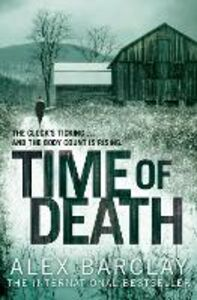 Ebook in inglese Time of Death Barclay, Alex