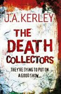 Ebook in inglese Death Collectors (Carson Ryder, Book 2) Kerley, J. A.