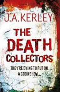 Ebook in inglese Death Collectors (Carson Ryder, Book 2) Kerley, Jack