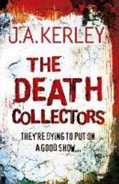 Death Collectors (Carson Ryder, Book 2)