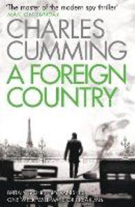 Foto Cover di A Foreign Country, Ebook inglese di Charles Cumming, edito da HarperCollins Publishers