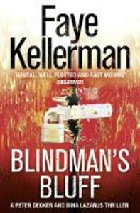 Blindman's Bluff - Faye Kellerman - cover