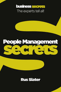 People Management - Rus Slater - cover