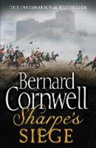 Ebook in inglese Sharpe's Siege: The Winter Campaign, 1814 (The Sharpe Series, Book 18) Cornwell, Bernard