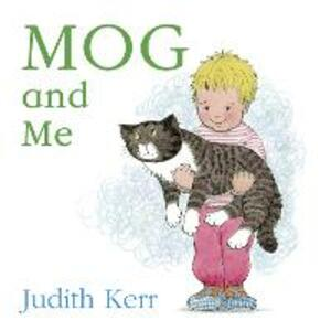 Mog and Me board book - Judith Kerr - cover