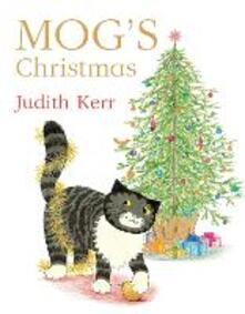 Mog's Christmas - Judith Kerr - cover