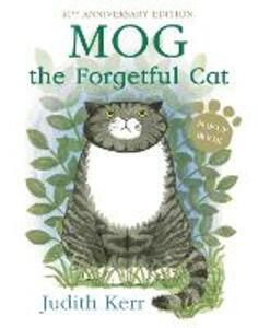 Mog the Forgetful Cat Pop-Up - Judith Kerr - cover