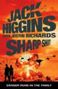 Ebook in inglese Sharp Shot Higgins, Jack
