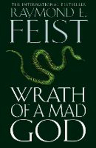 Ebook in inglese Wrath of a Mad God (Darkwar, Book 3) Feist, Raymond