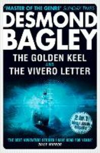 Ebook in inglese Golden Keel / The Vivero Letter Bagley, Desmond