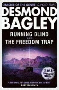 Foto Cover di Running Blind / The Freedom Trap, Ebook inglese di Desmond Bagley, edito da HarperCollins Publishers