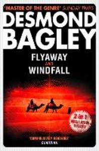 Ebook in inglese Flyaway / Windfall Bagley, Desmond