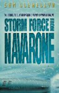 Ebook in inglese Storm Force from Navarone Llewellyn, Sam