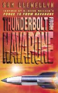Ebook in inglese Thunderbolt from Navarone Llewellyn, Sam
