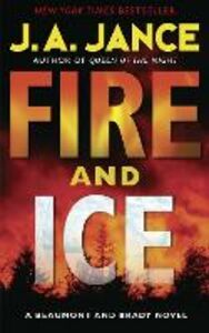 Ebook in inglese Fire and Ice Jance, J. A.