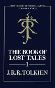 Ebook in inglese Book of Lost Tales 1 (The History of Middle-earth, Book 1) Tolkien, Christopher