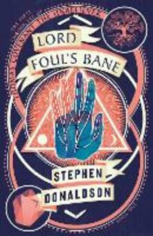 Lord Foul's Bane - Stephen Donaldson - cover