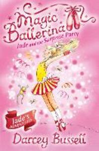 Jade and the Surprise Party - Darcey Bussell - cover