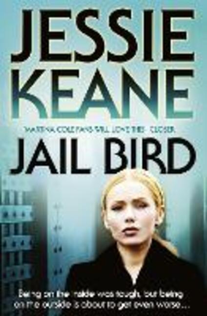 Jail Bird - Jessie Keane - cover