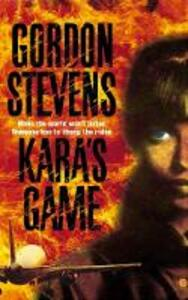 Kara's Game - Gordon Stevens - cover