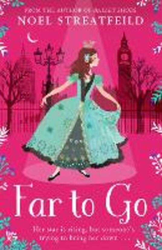 Far to Go - Noel Streatfeild - cover
