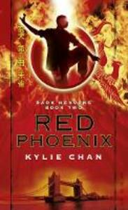 Red Phoenix - Kylie Chan - cover