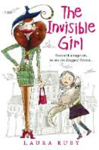 Ebook in inglese Invisible Girl (The Wall and the Wing, Book 1) Ruby, Laura