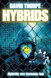 Ebook in inglese Hybrids: Saga Competition Winner Thorpe, David