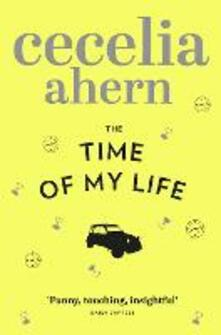 The Time of My Life - Cecelia Ahern - cover