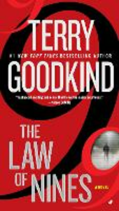 Ebook in inglese Law of Nines Goodkind, Terry