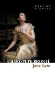 Jane Eyre - Charlotte Bronte - cover