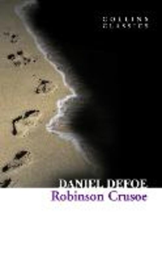 Robinson Crusoe - Daniel Defoe - cover