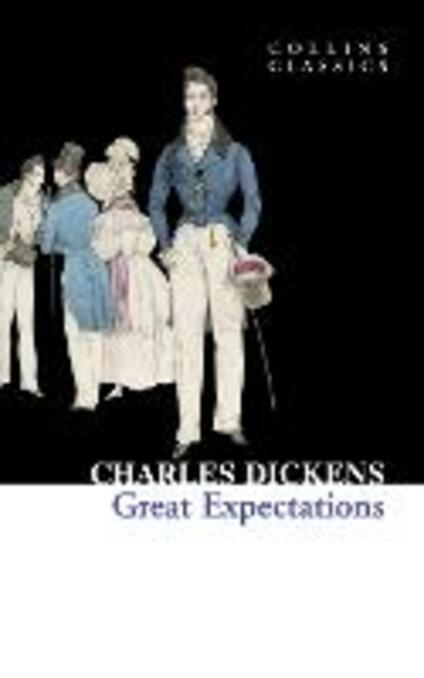 Great Expectations - Charles Dickens - cover